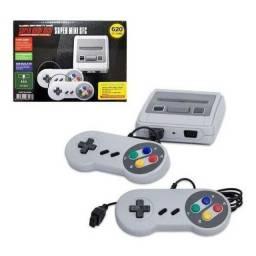 Video Game Super Mini 620 Jogos Retro 8 Bits 2 Controles Nitendo- WhatsApp *
