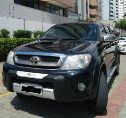 Toyota Hilux automática 2011 - 2011