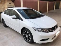 Civic LXR 2.0 Automático 2016 * Apenas 36 Mil Rodados e Único Dono - 2016