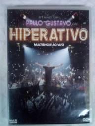 Dvd Paulo Gustavo Em Hiperativo