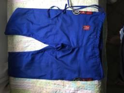 Kimono Atama azul A3