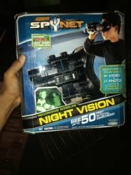 Binocolos spay net de visao noturna infravermelho manda msg no chat pra negociar
