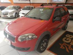 FIAT PALIO WEEKEND TREKKING 1.6 FLEX 16V 5P - 2012