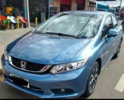 Honda Civic no boleto - 2014