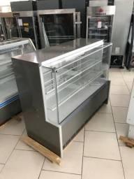 Balcão Refrigerado 1,40m Gelopar GPFA-140R TI