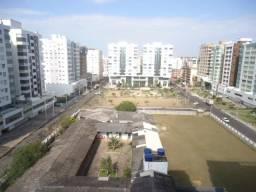 Vista para o Mar e Praça da Marina. 2 dormitórios novo, mobiliado e decorado