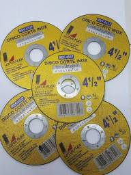 Disco de Corte Inox 4.1/2? Oferta