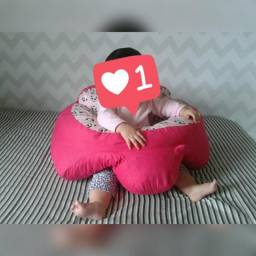 Almofada de apoio para bebê