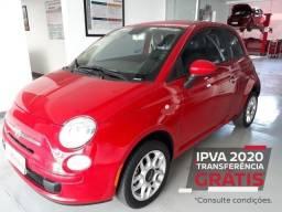 Fiat 500 CULT 1.4 13-Carro Mulher 33.800 kms - 2013