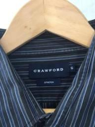Camisa social Crawford