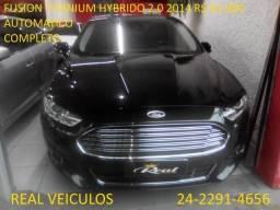 Fusion Titanium Hybrido 2.0 , 2014, Muito novo , aceito troca e financio - 2014