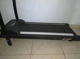 Esteira ergométrica suporta 110 kilos
