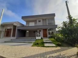 Sobrado Condomínio Morada do Visconde - 3 suítes - área gourmet - quintal