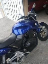 Honda CB 500 - 2001
