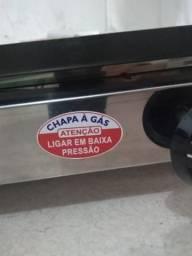 Chapeira a gaz