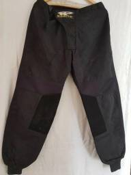 Calça masculina para motociclista marca Kaerre - tamanho 42