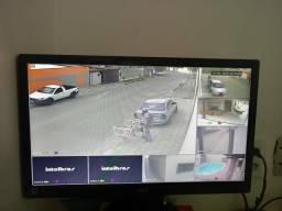 Monitoramento via celular