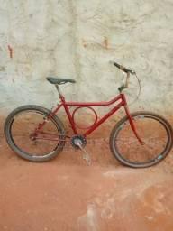 Bicicleta barra