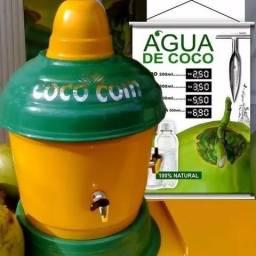 Serpentina Água de Coco Gelacoco (Kit Completo)