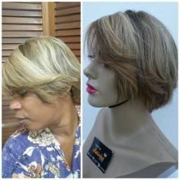 Lace wig cabelo humano loiro - confecção e montagem lace front