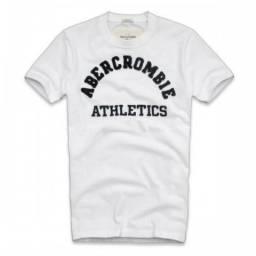 Camiseta Abercrombie Athletcs Lindo Modelo cd0930de9715b