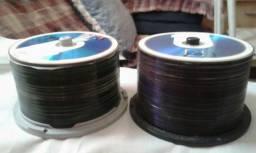 Oferta de hj vendo CDS usados para artesanato em ótimo estado muito barato.