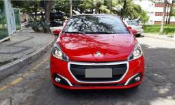 Peugeot 208 Active Pack 1.2 - Manual - Único dono - 2017