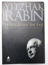 ITHZAK RABIN - O soldado da Paz