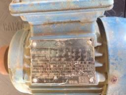 Motor Elétrico   WEG W22   Trifásico   Usado   Leia o Anúncio (2)