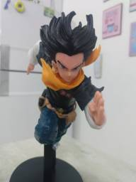 Boneco dragon ball Android 17