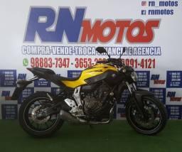 Yamaha MT07 Muito Nova