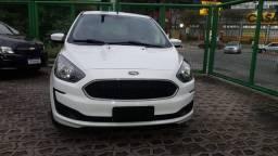 Ford KA SE 1.0 Branco Completo 2019 IPVA 2021 Grátis