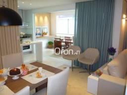 Apartamento com 2 dormitórios à venda, 69 m² por R$ 404.000,00 - Setor Oeste - Goiânia/GO