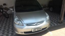 Fit EX 1.4 AT 2008 completo e bom