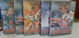 Serie  Japonesa  completo  copiado  dos dvds original  cyber  cop Dublado