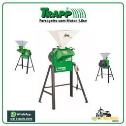 Frete Grátis - Picador e Triturador TRF-50 Trapp com Motor 1,5cv