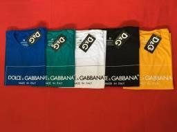 Camisa dolce cabbana fio 40.1 uma 34,99 duas 59,99