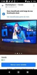 Tv smart sony 43 polegadas com nota fiscal