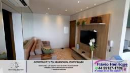 Lindo Apartamento a Venda No Residencial Porto Clube - Porto Rico Pr