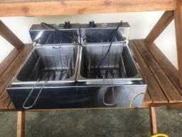Fritadeira elétrica 3000W 12litros
