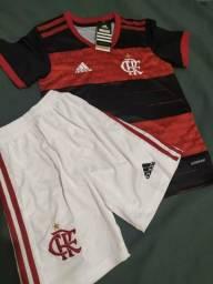Conjunto Infantil Flamengo