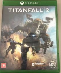 Vendo titanfall 2 para Xbox one
