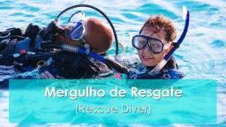 Curso Rescue Diver Mergulhador de Resgate