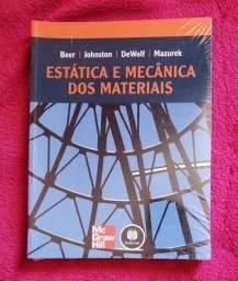 Livro Estatística e Mecânica dos Materiais