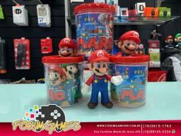 Caneca Gamer Mario Bros