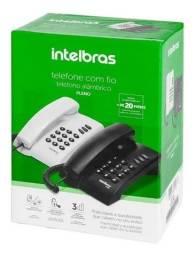Telefone C/ Fio Intelbras