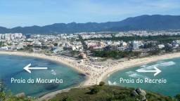 More a exatos, 100 metros da praia, Recreio dos Bandeirantes!