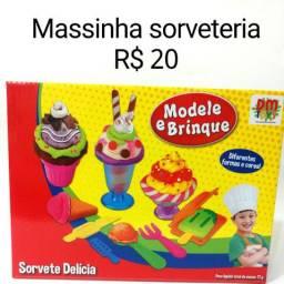 MASSINHA SORVETERIA