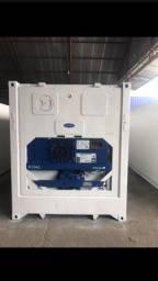 Container refrigerado de 20? pés por 23 mil