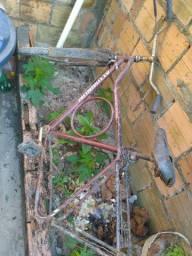 Bicicleta, pra reformar
